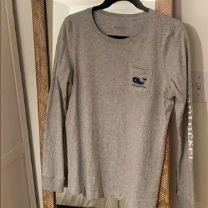 Vineyard Vines Nantucket long sleeve shirt size sm
